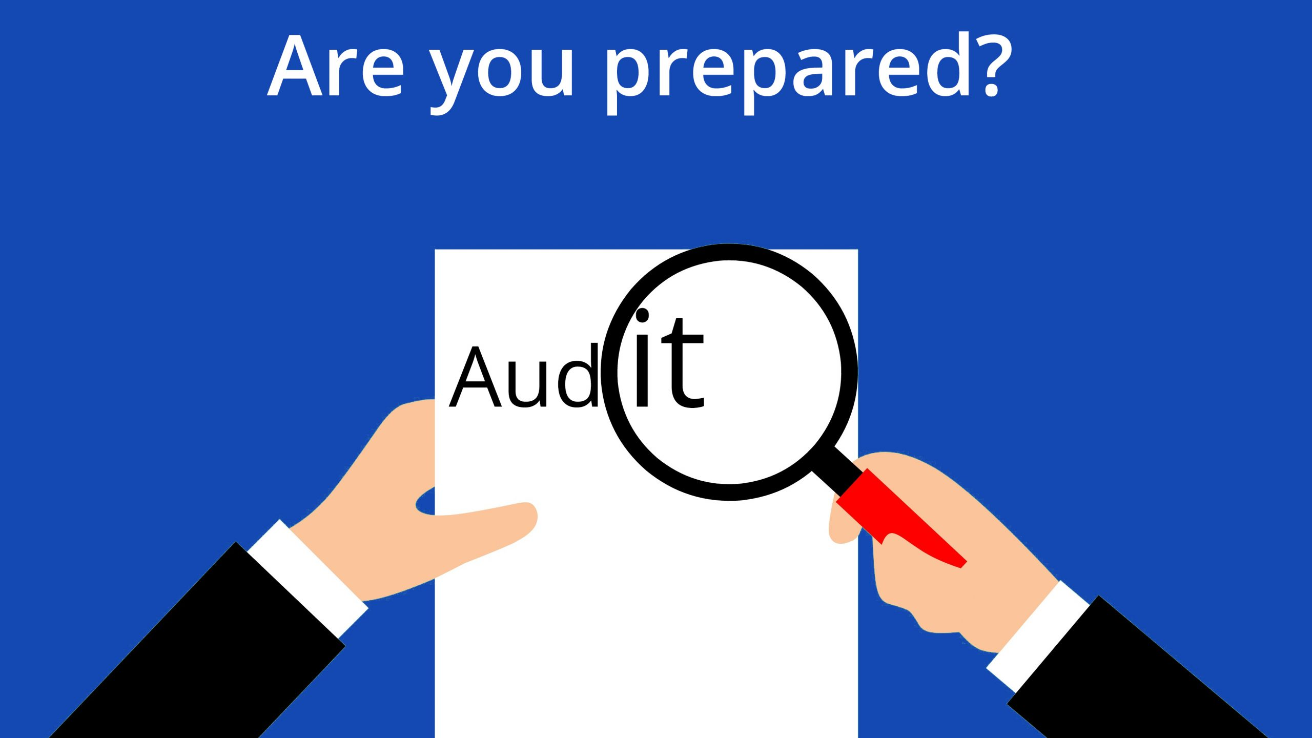 Audit Are You Prepared