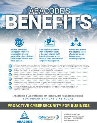 Benefits Flyer