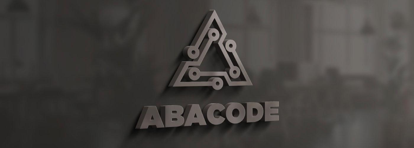 Abacode logo sign