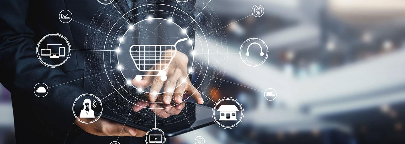 retail shopping cart technology