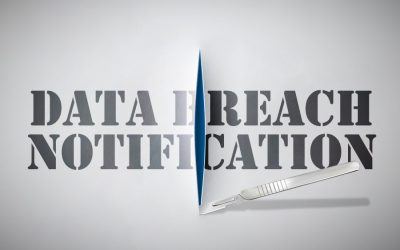 Dissecting a Data Breach Notification and How to Avoid Having to Write This Message
