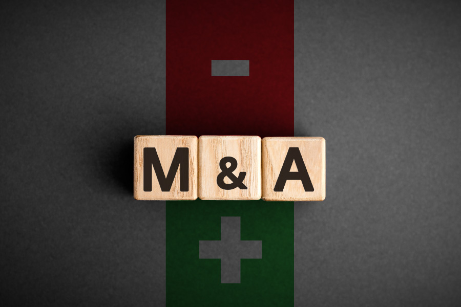 Is Your Cybersecurity a Plus or Minus for M&A Valuations?