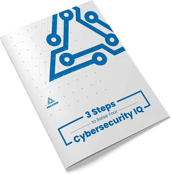 3 Steps to Raise Your Cybersecurity IQ - White Paper by Abacode