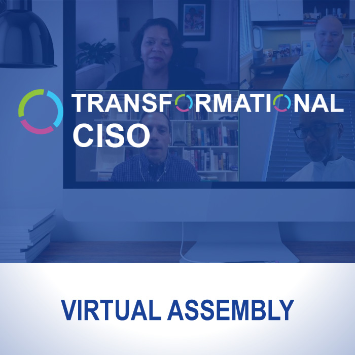 Transformational CISO Virtual Assembly - Abacode Events