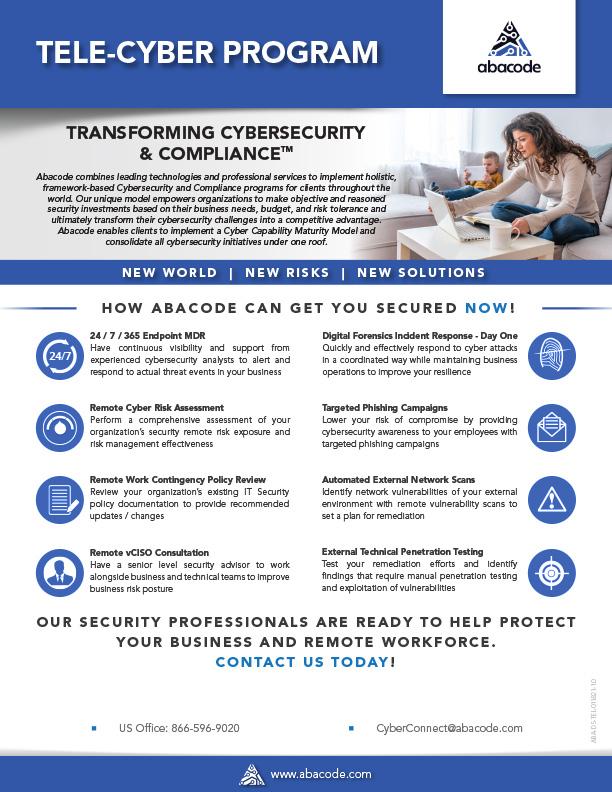 Abacode-TeleCyber-Program