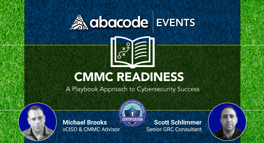 CMMC READINESS - A Playbook Approach to Cybersecurity Success