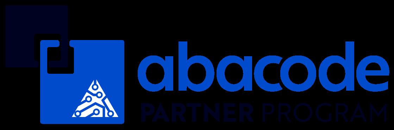 Abacode Partner Program logo full color