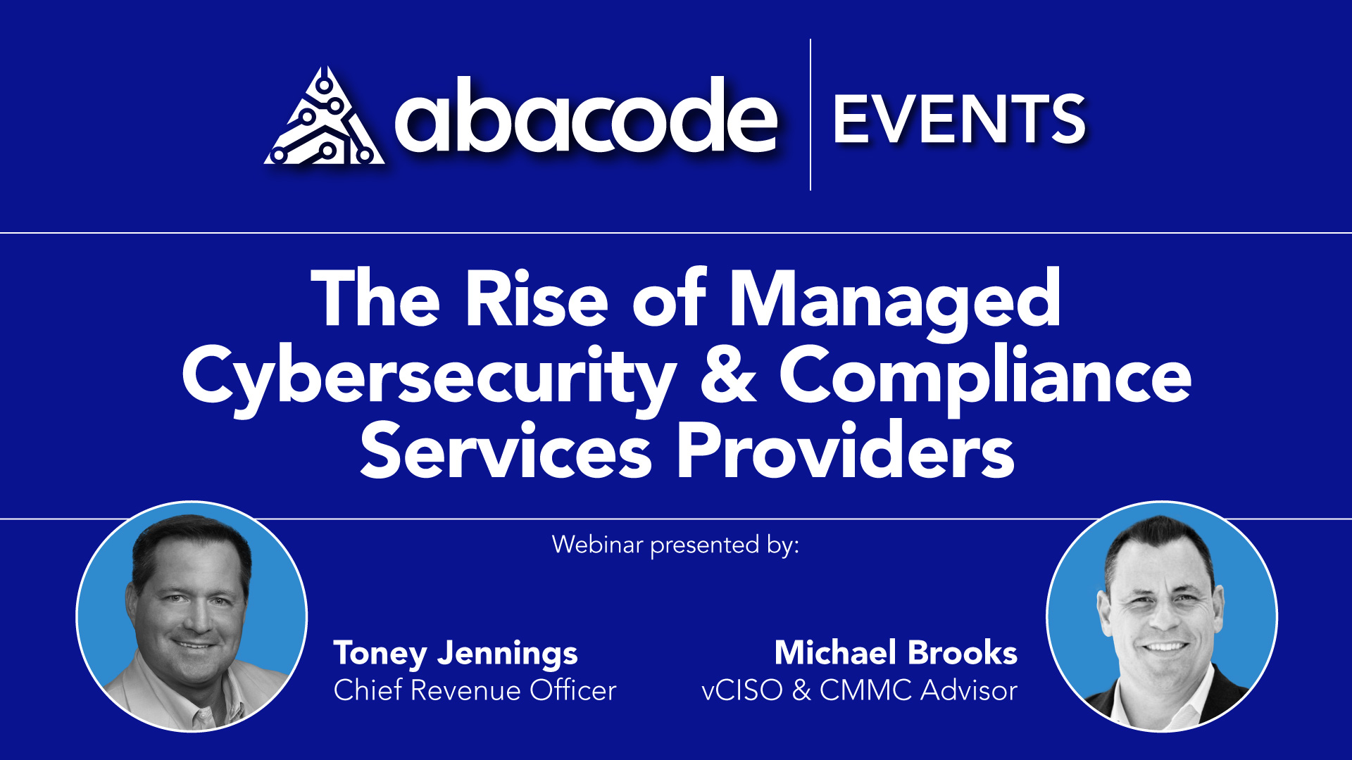 Abacode Events: The Rise of Managed Cybersecurity & Compliance Services Providers