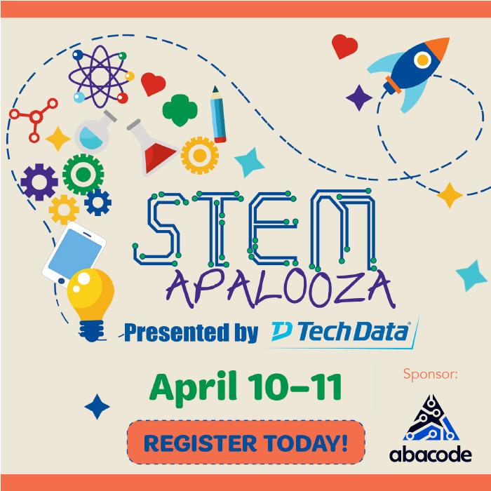 STEMapalooza TechData Abacode Events