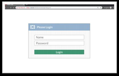 Figure 6 FortiGate SSL VPN Web interface