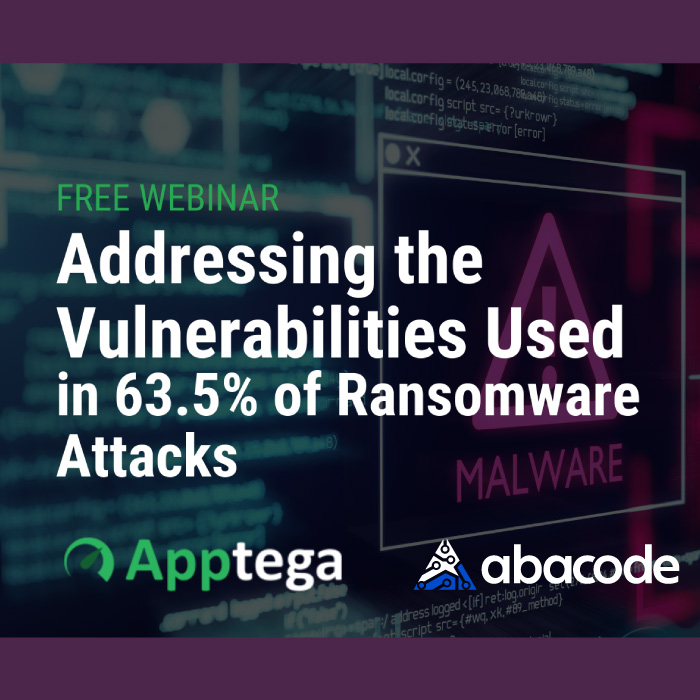 Abacode Events-The Changing Cybersecurity Threatscape