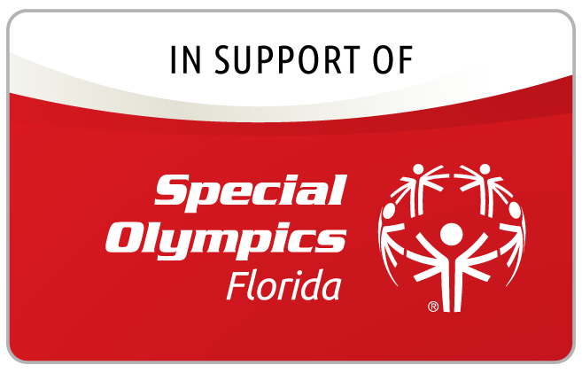 In Support of Special Olympics Florida